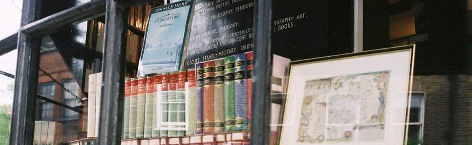 Financial issues banner image - bookstore